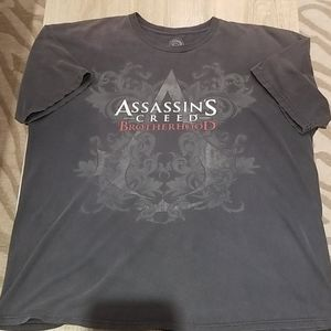 Assassins Creed Brotherhood t-shirt